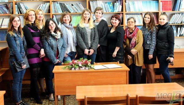 Дебют Наталії Кузьмак у Закарпатській обласній універсальній науковій бібліотеці