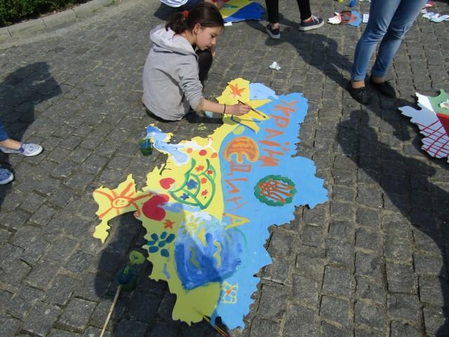 День Європи в Ужгороді