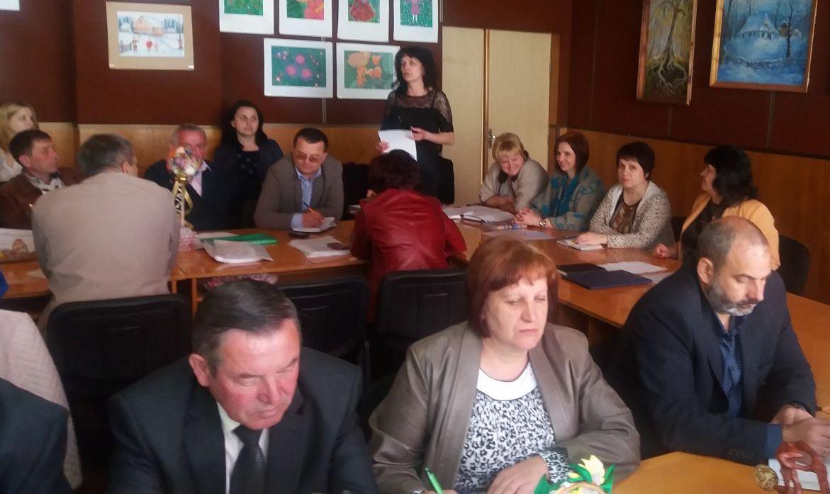 Нарада директорів шкіл в Іршавській РДА
