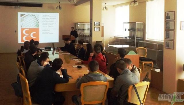Семінар в УжНУ про геноцид кримських татар