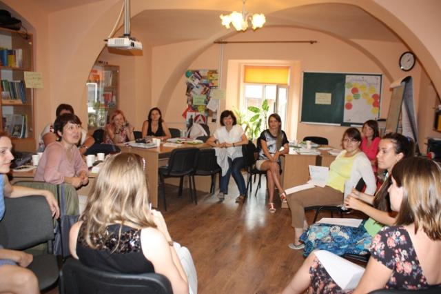 Курси для вчителів німецької мови у ЗІППО
