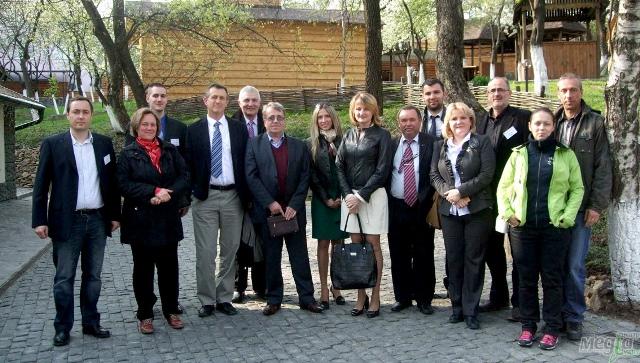 Ужгородські вчені у Словаччині
