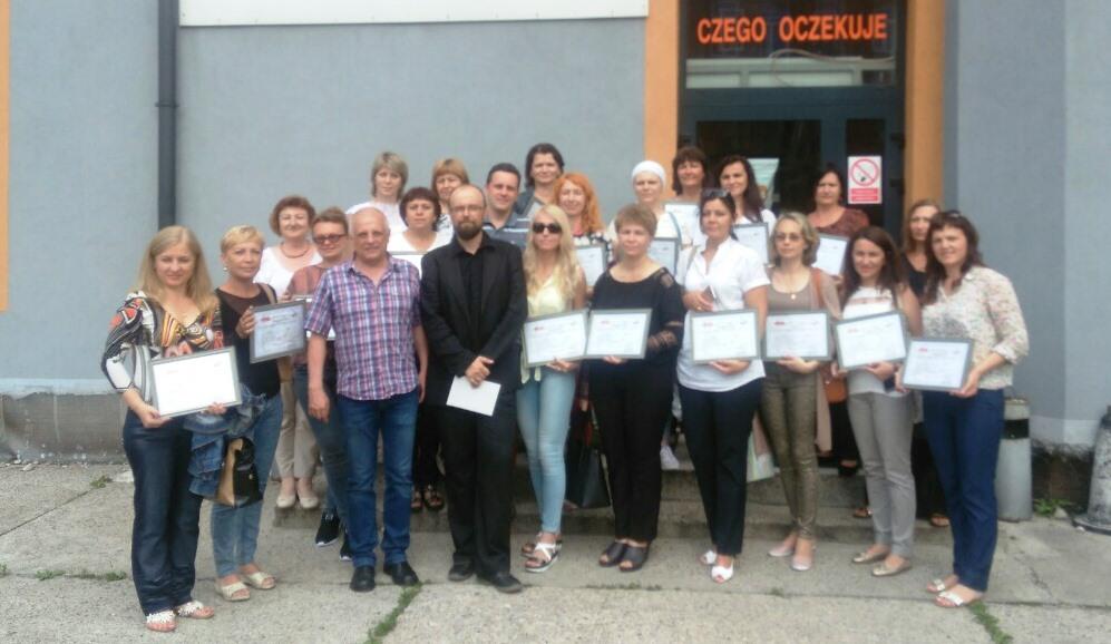 Викладачі МДУ на стажуванні в Польщі