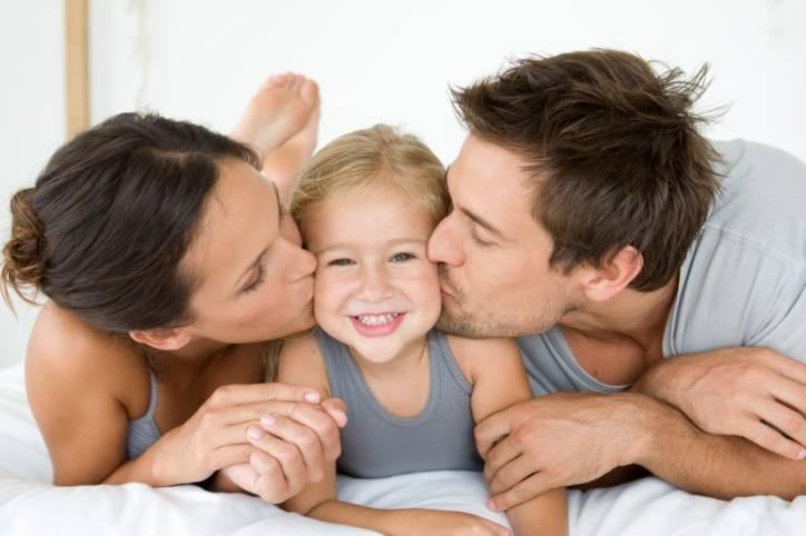 Батьки з дитиною
