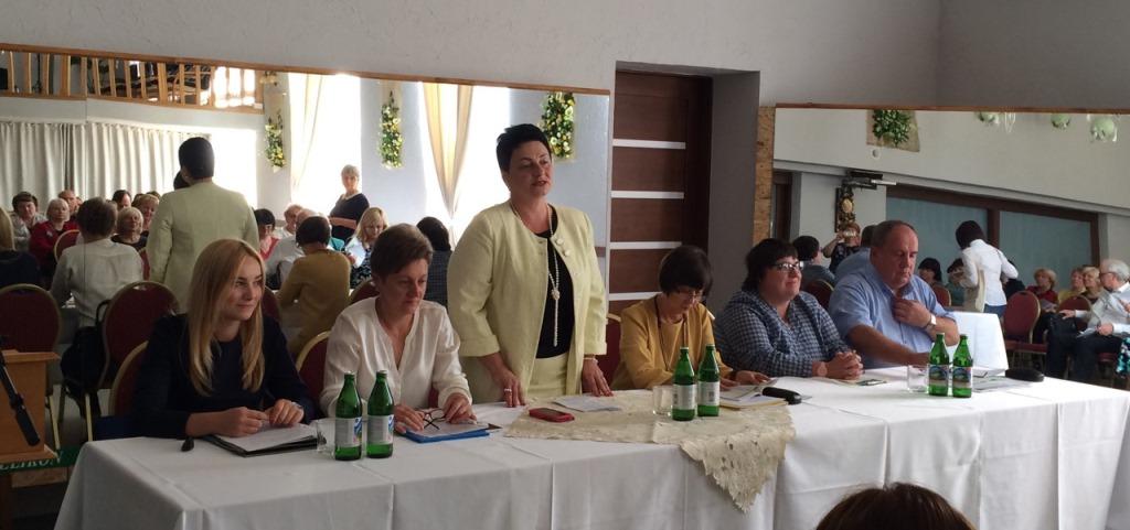 Семінар у Берегові, ЗІППО, Тетяна Палько