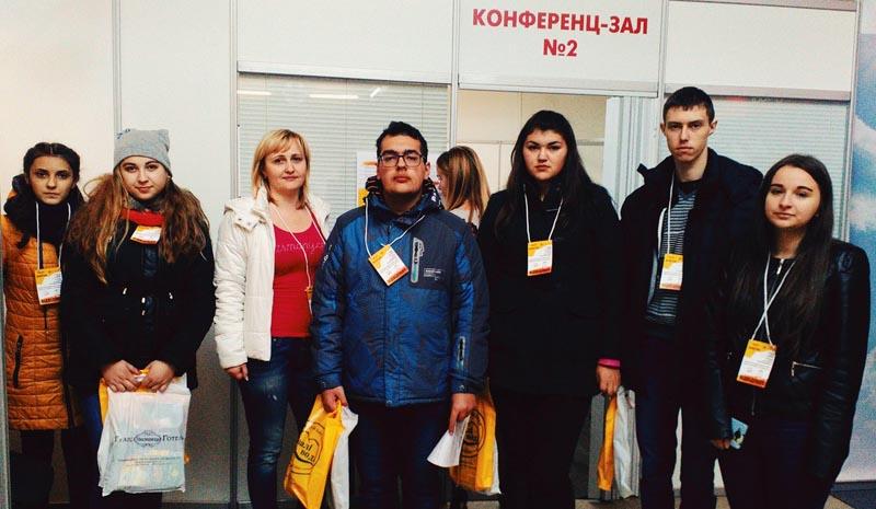 Студенти УТЕК та УТЕІ у Львові