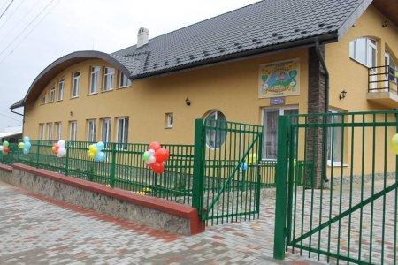 У селі Дюла на Виноградівщині відкрили новий дитсадок