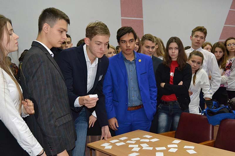 Турнір юних правознавців в Ужгороді