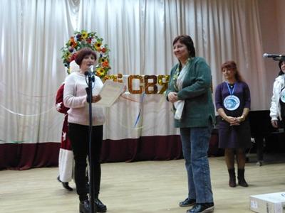 Під час семінару в Ужгородському коледжі культури і мистецтв