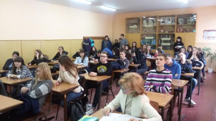 Ужгородські учні, школярі