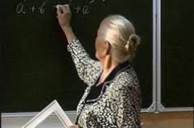 Учителі-пенсіонери