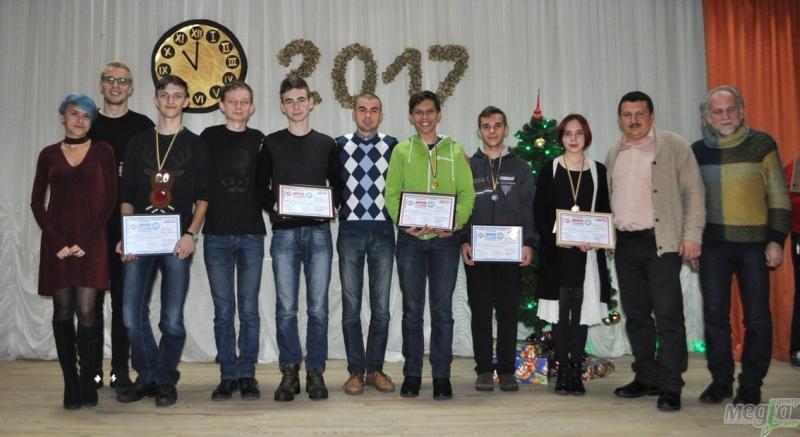 Закарпатська команда на Всеукраїнській зимовій школі з програмування