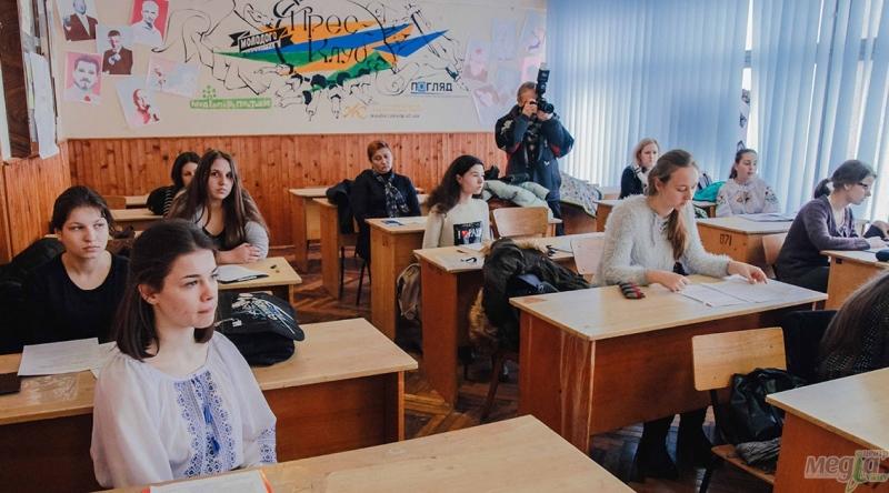 Мала академія наук на філологічному факультеті УжНУ