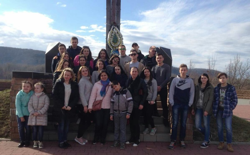 Студенти УТЕК КНТЕУ на Красному полі
