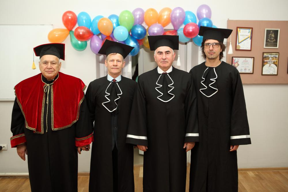 Дипломовані магістри УТЕІ КНТЕУ
