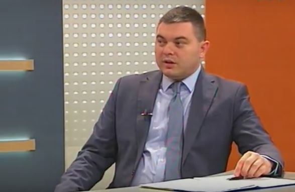 Олександр Білак, заступник мера Ужгорода