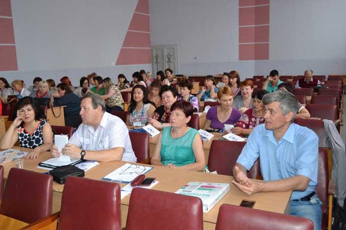 Відкриття роботи Літньої школи в Ужгороді - у Закарпатстькому інституті післядипломної педагогічної освіти