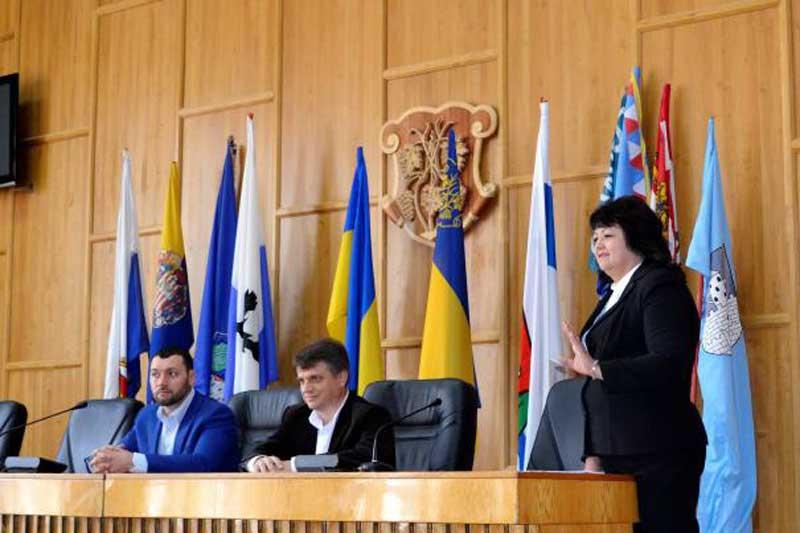 Відкриття філії МАН в Ужгороді