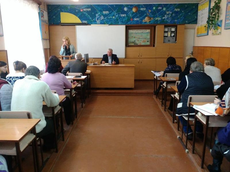 Педагоги підбили підсумки першого півріччя навчального року в ПТНЗПедагоги підбили підсумки першого півріччя навчального року в ПТНЗ