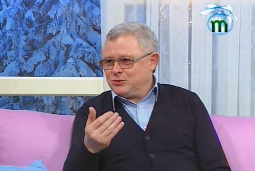 Юрій Бучок, доцент УжНУ
