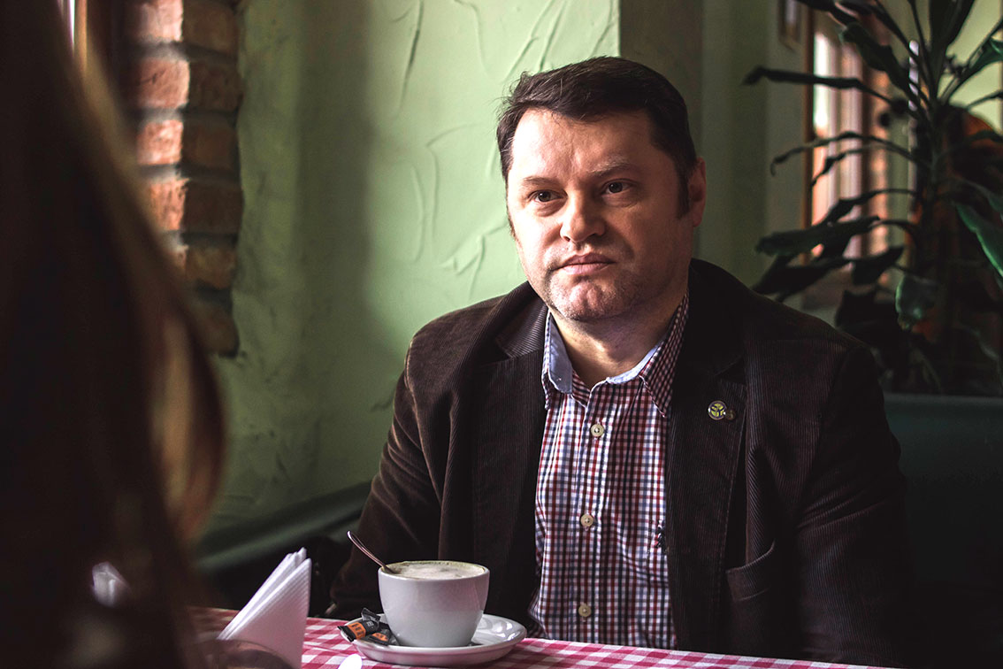 Михайло Савчин, професор юридичного факультету УжНУ