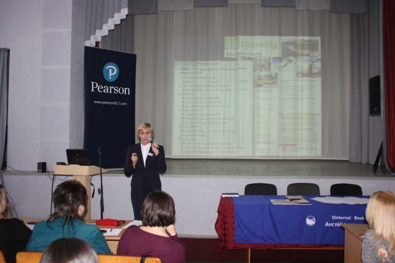 Світлана Малетич, методист DinternalEducation