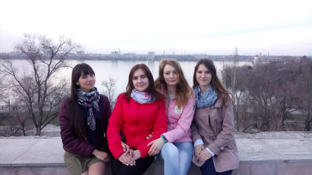 Студенти-журналісти і рекламники з УжНУ в Дніпрі
