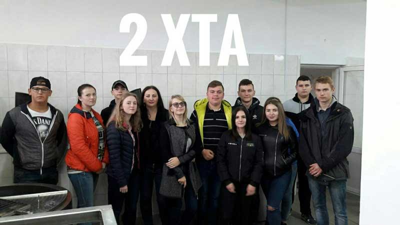 Студенти УТЕК КНТЕУ - учасники конкурсу