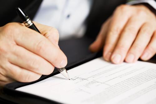 Підписання договору