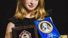 Лілія Манзулич - найкраща студентка Закарпаття-2018