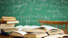 Освіта, дошка, книги