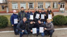 Переможці всеукраїнської олімпіади з матерматики з наставниками
