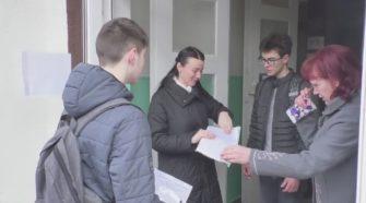 Пробне ЗНО з української-2019 в Ужгороді