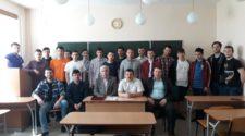 Учасники змагання на Кубок Векуа та оргкомітет