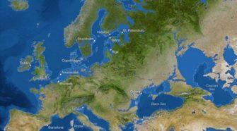 Карта від National Geographic