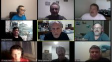 Онлайн-нарада організаторів