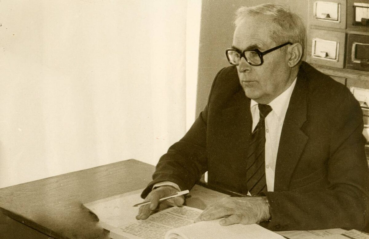 Професору Йосипу Дзендзелівському – 100 років